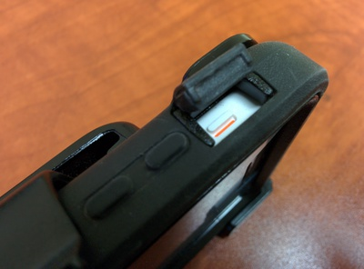 OtterBox Defender Ring Silent Switch Hack